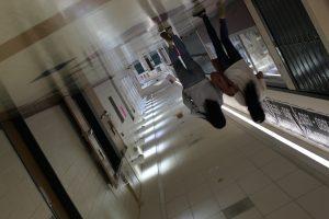 Walking In the Upside Down